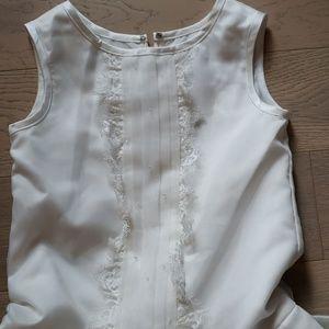 Us Angels Dresses - Pretty White Dress